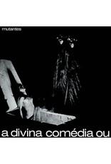 New Vinyl Os Mutantes - A Divina Comedia Ou Ando Meio Desligado (Colored) LP