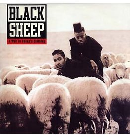 New Vinyl Black Sheep - A Wolf In Sheep's Clothing 2LP