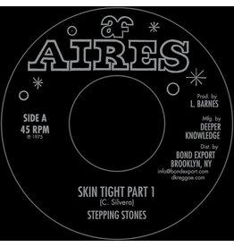 "New Vinyl Stepping Stones - Skin Tight 7"""