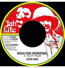"New Vinyl Sister Carol - Reggae Gone International 7"""