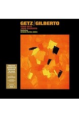 New Vinyl Stan Getz & Joao Gilberto - Getz/Gilberto [EU Import, Gatefold] LP