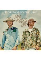 New Vinyl Florida Georgia Line - Life Rolls On 2LP