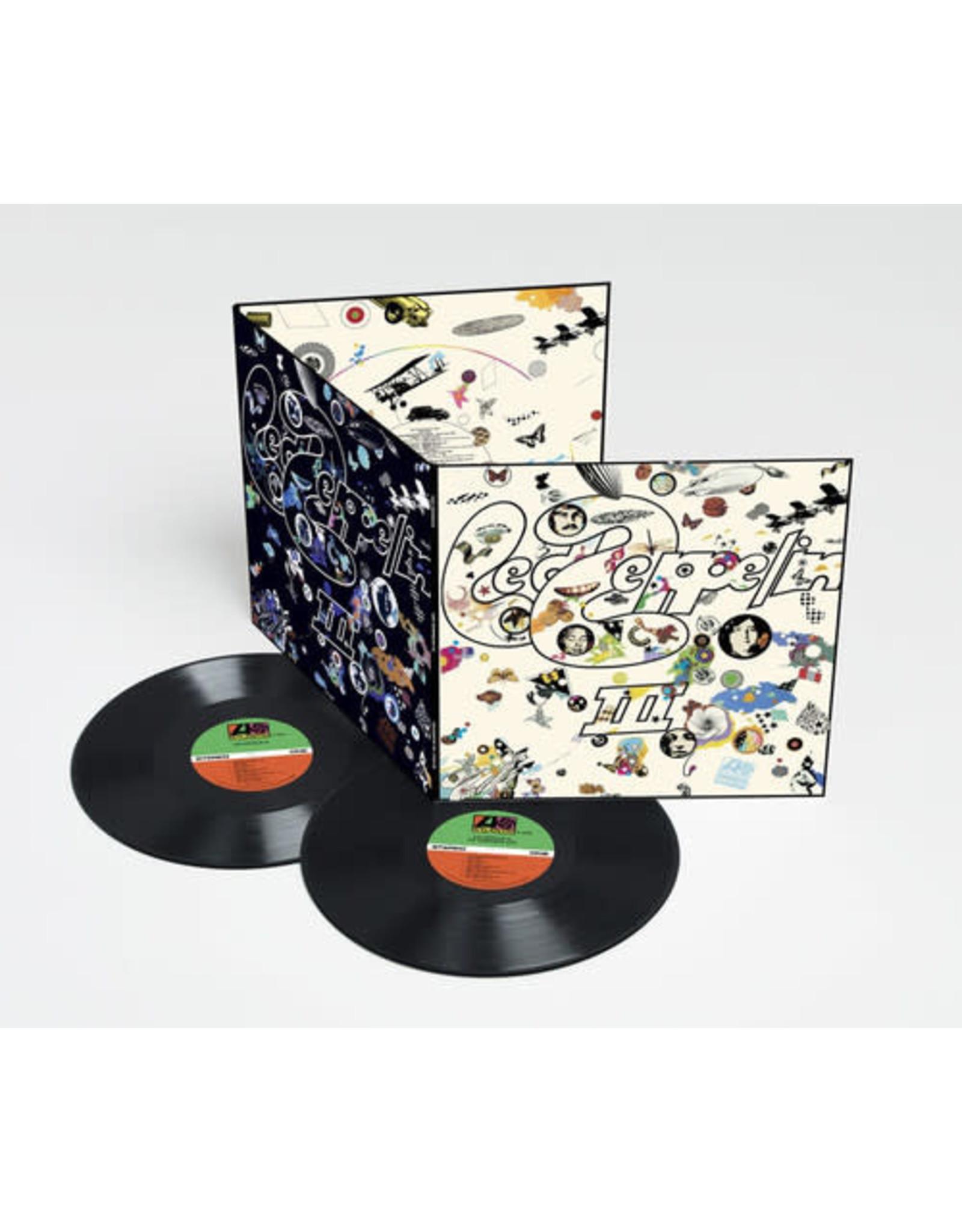 New Vinyl Led Zeppelin - III (Deluxe) 2LP