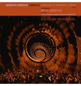 New Vinyl Beth Gibbons & Polish National Orchestra - Symphony No. 3 LP