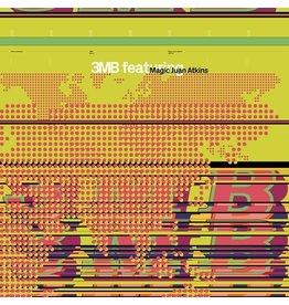New Vinyl 3MB Ft. Magic Juan Atkins - S/T 2LP