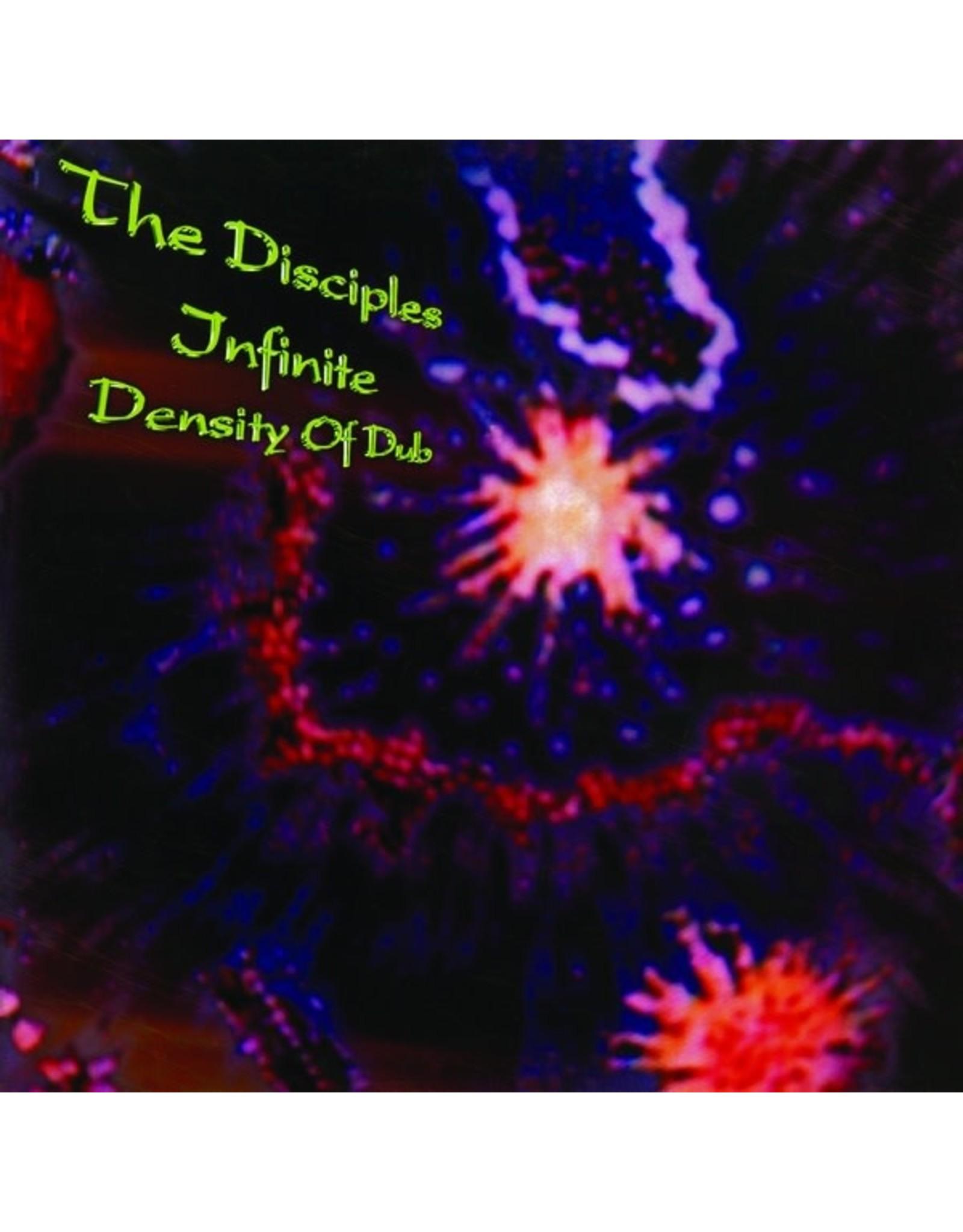 New Vinyl The Disciples - Infinite Density of Dub LP