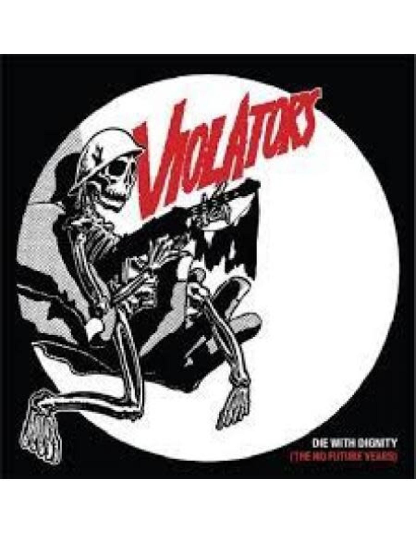 New Vinyl Violators - Die With Dignity (The No Future Years) LP
