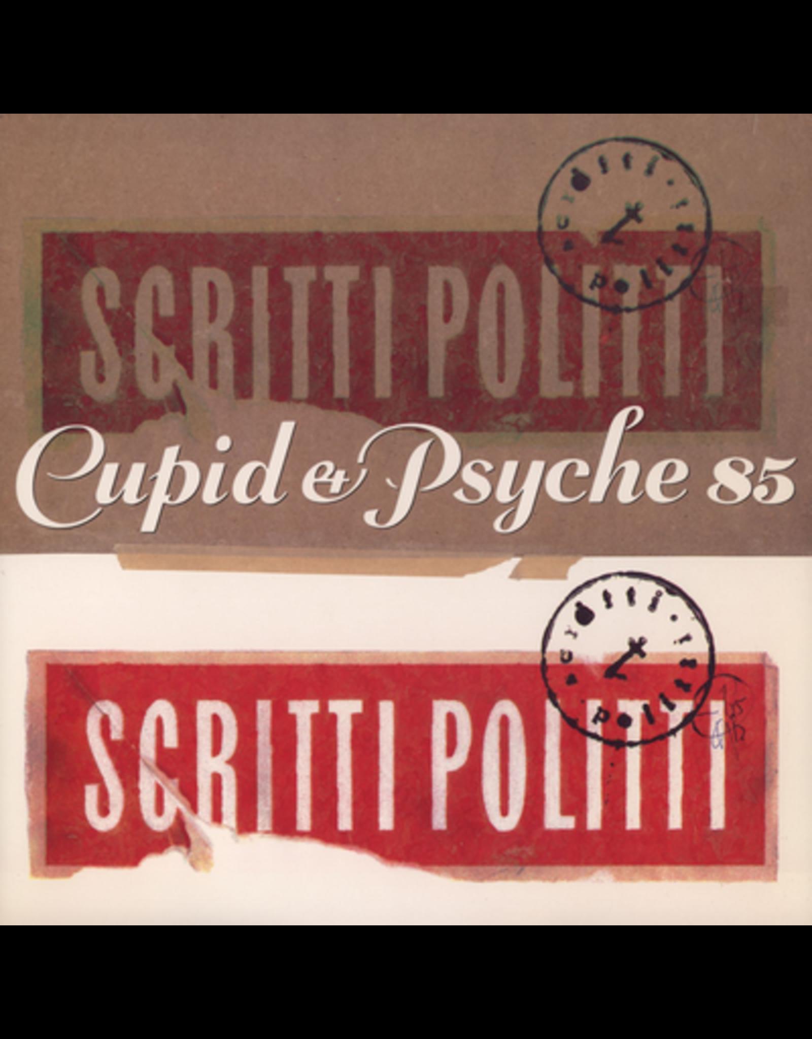 New Vinyl Scritti Politti - Cupid & Psyche 85 LP