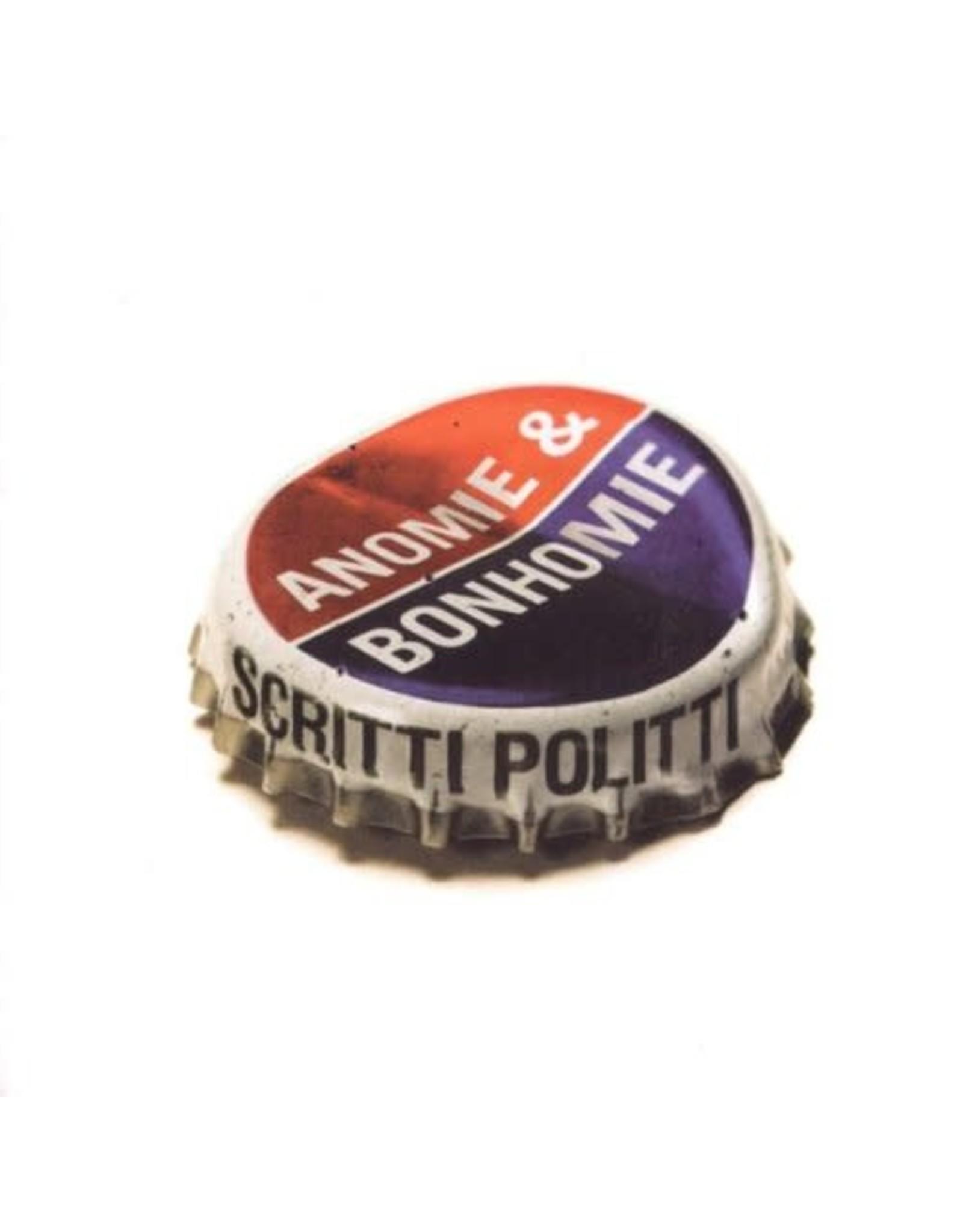 New Vinyl Scritti Politti - Anomie & Bonhomie 2LP