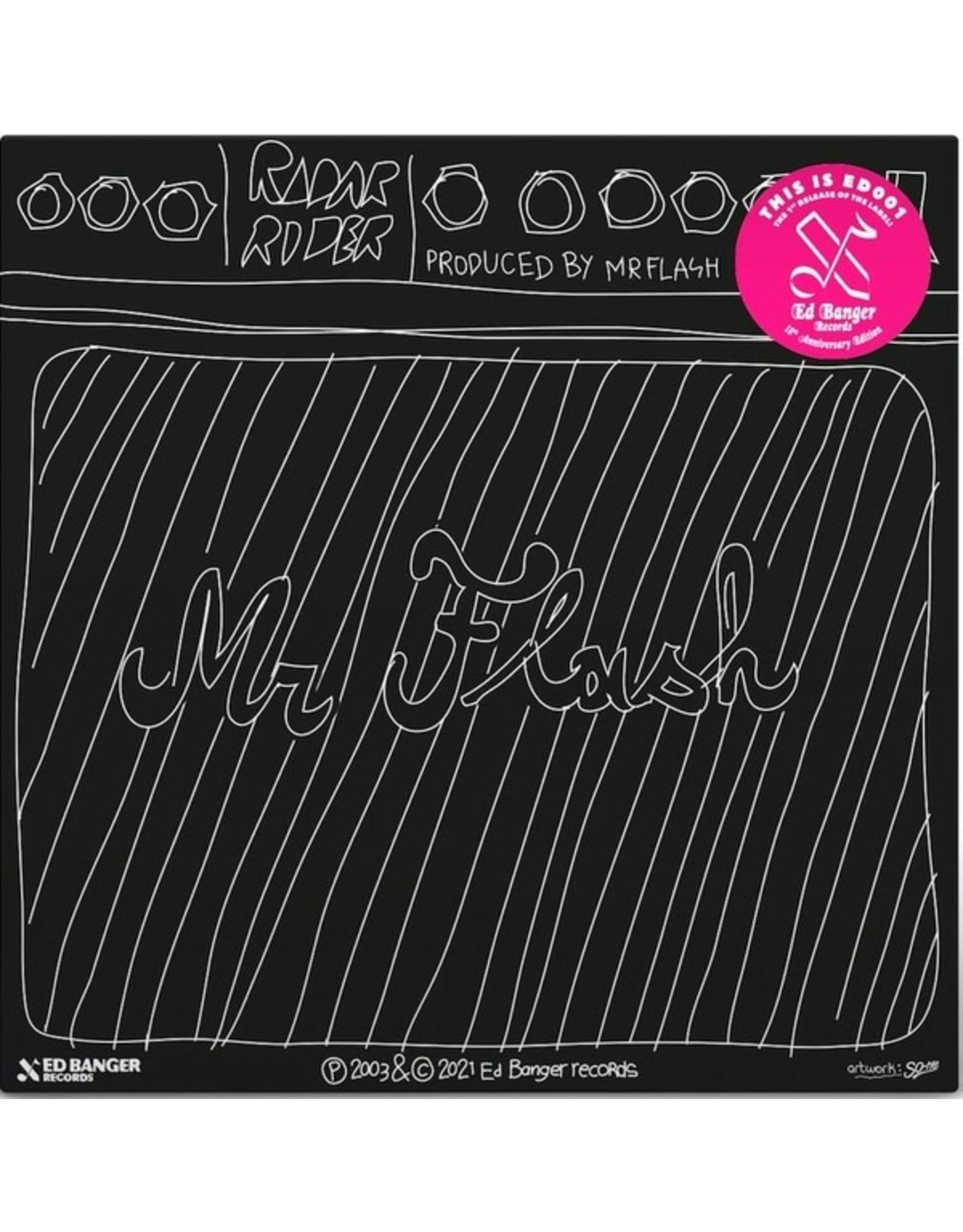 """New Vinyl Mr. Flash / A Bass Day - Radar Rider/F.I.S.T (ED001 18th Anniversary) 12"""""""
