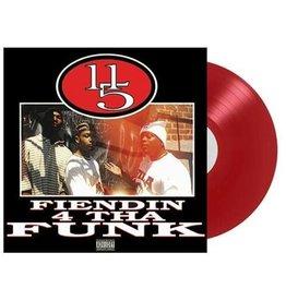New Vinyl 11/ 5 - Fiendin' 4 Tha Funk (Translucent Red) LP