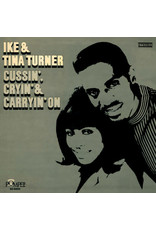 New Vinyl Ike & Tina Turner - Cussin' Cryin' & Carryin' On (Colored) LP