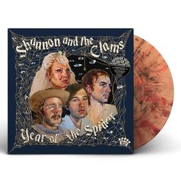 New Vinyl Shannon & The Clams - Year Of The Spider (Colored) LP