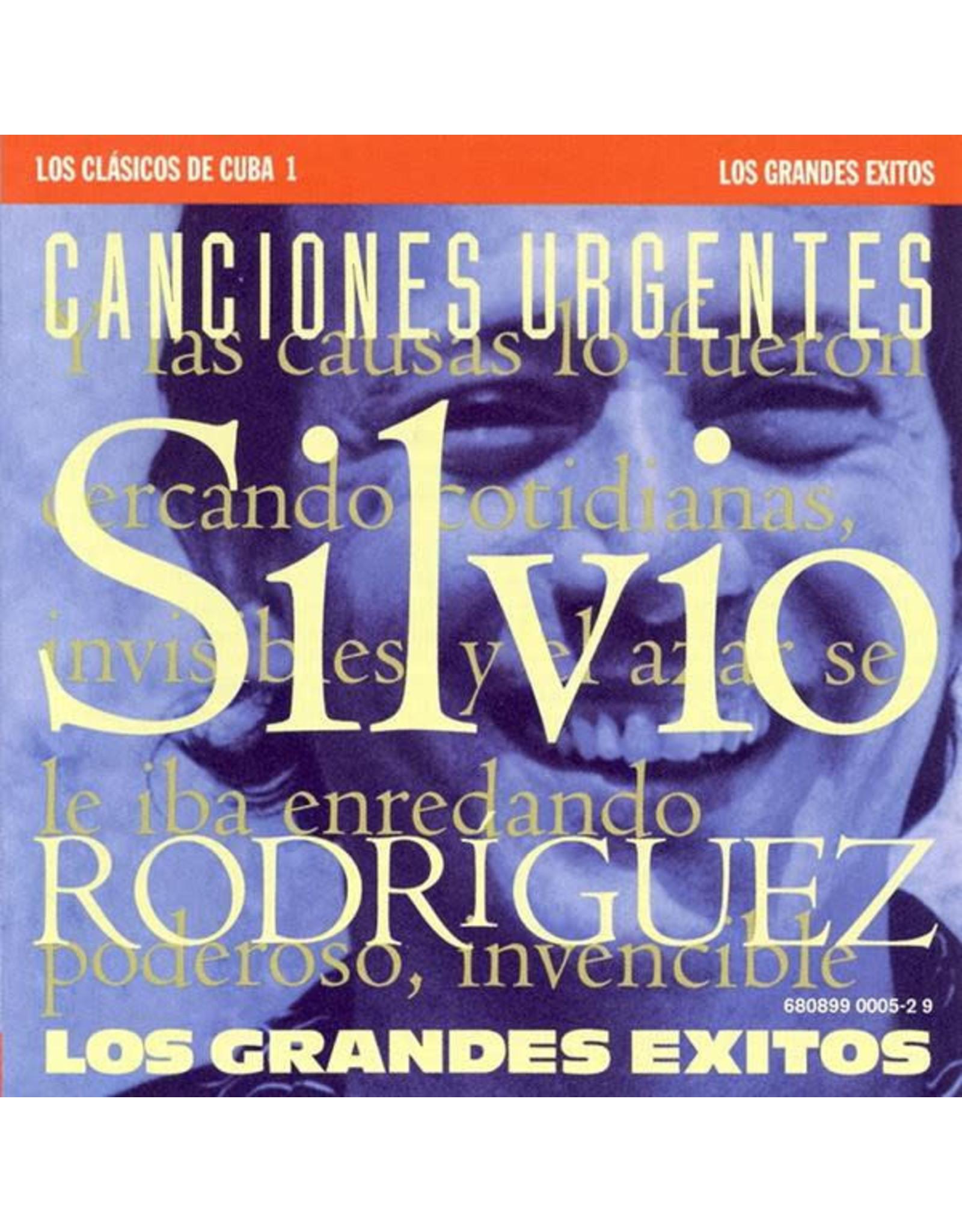 New Vinyl Silvio Rodriguez - Los Grandes Exitos LP