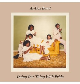 New Vinyl Al-Dos Band - Doing Our Thing With Pride LP