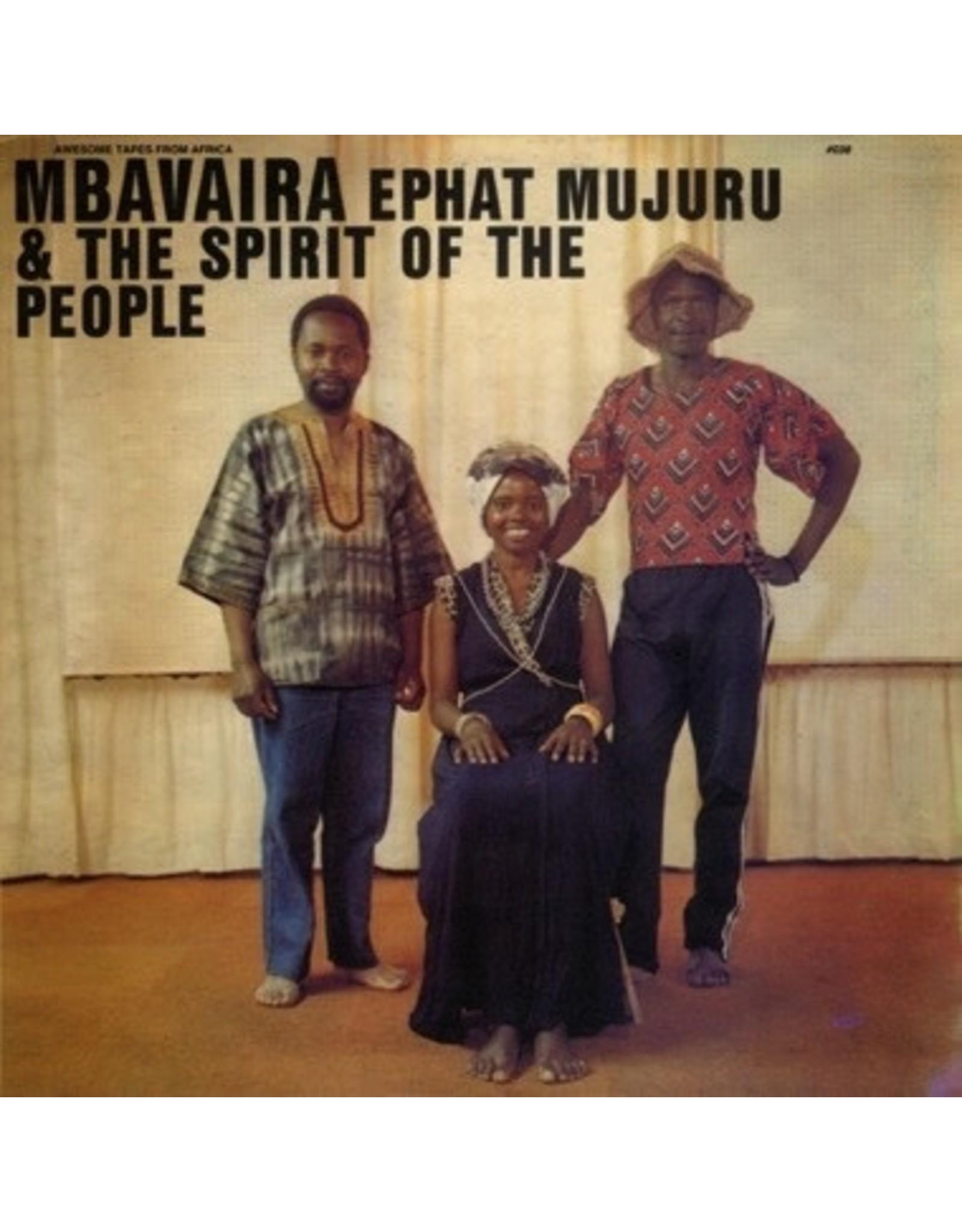 New Vinyl Ephat Mujuru & The Spirit Of The People - Mbavaira LP