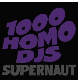 "New Vinyl 1000 Homo DJs - Supernaut (Expanded, Colored) EP 12"""