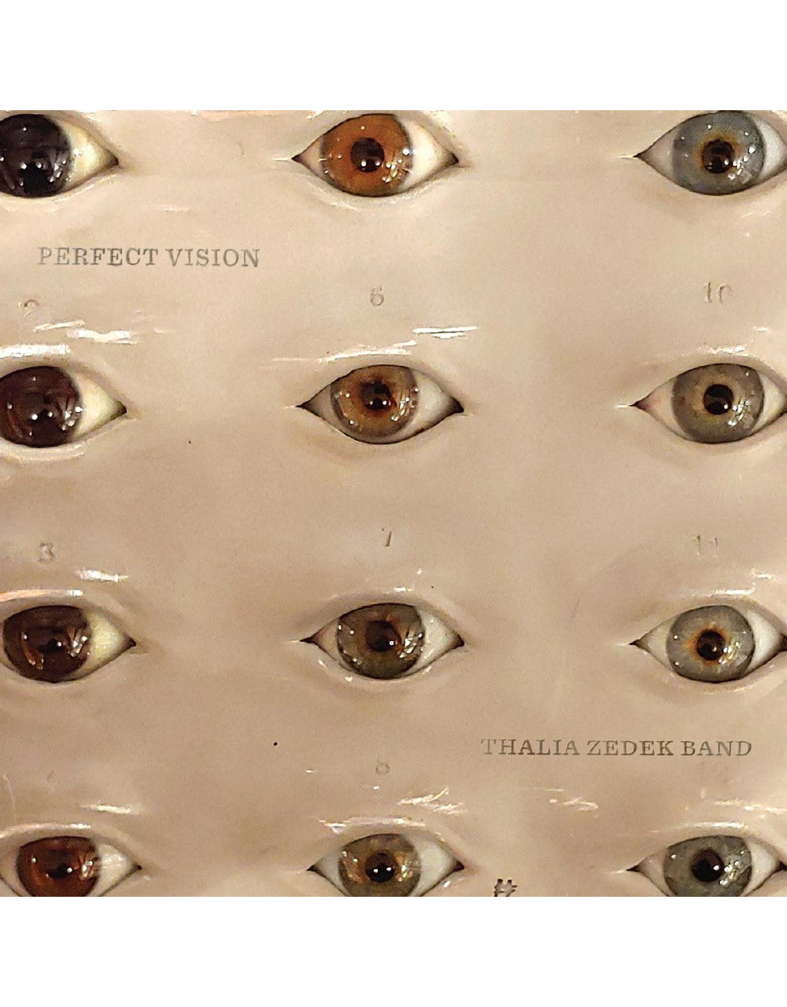 New Vinyl Thalia Zedek Band - Perfect Vision (Clear) LP
