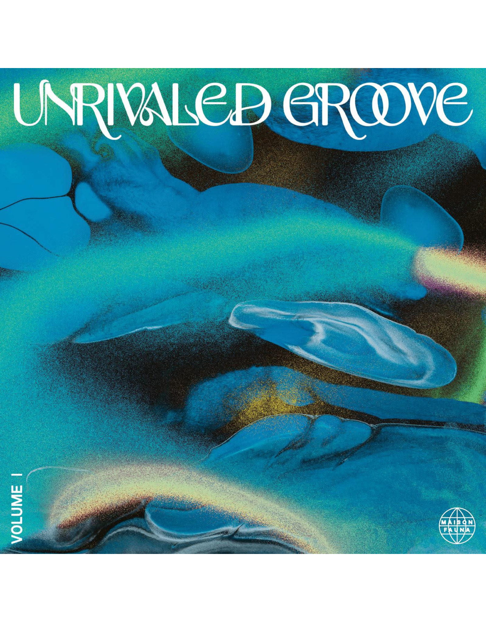New Vinyl Various - Unrivaled Groove Vol. I (Colored) LP