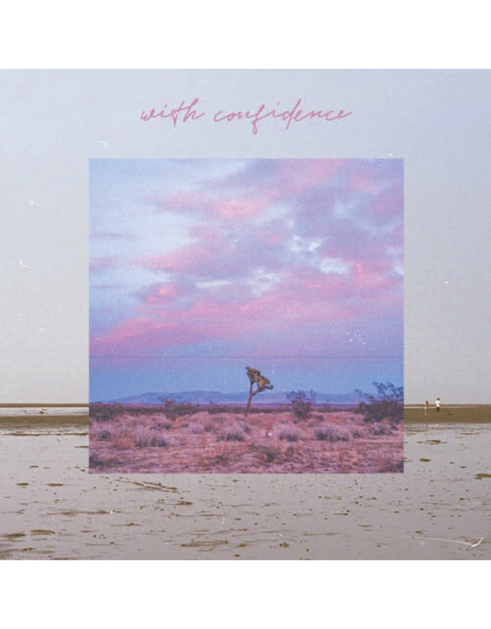 New Vinyl With Confidence - S/T (IEX, Colored) LP