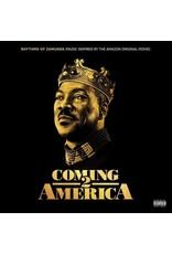 New Vinyl Various - Rhythms Of Zamunda (Music Inspired By: Coming 2 America) 2LP