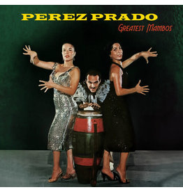 New Vinyl Perez Prado - Greatest Mambos (Colored) LP