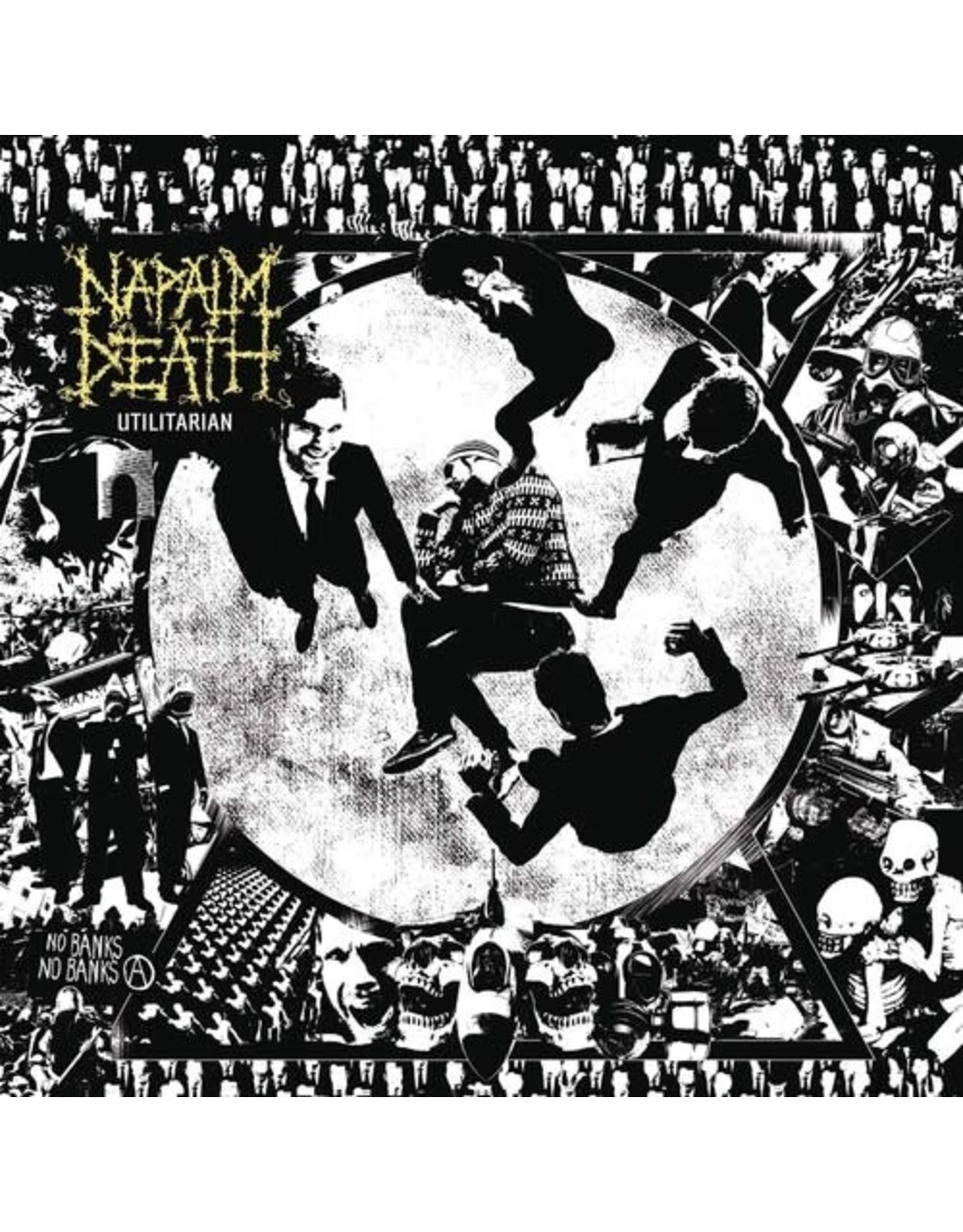 New Vinyl Napalm Death - Utilitarian [Germany Import] LP
