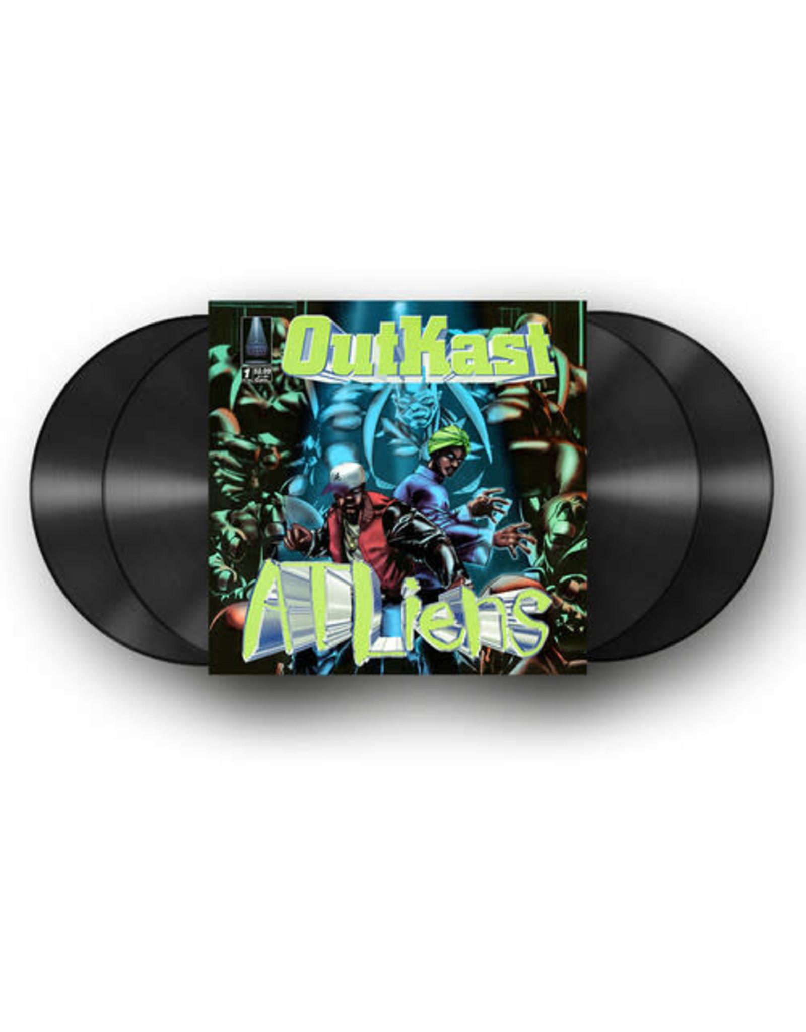 New Vinyl Outkast - ATLiens (25th Anniversary) 4LP