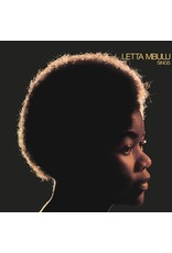 New Vinyl Letta Mbulu - Sings LP