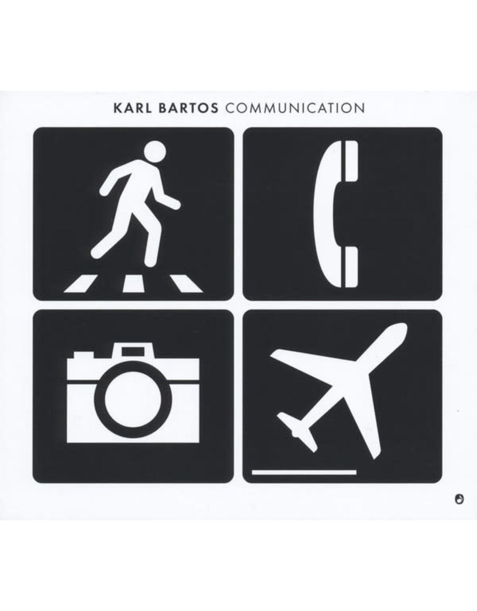 New Vinyl Karl Bartos - Communication LP+CD