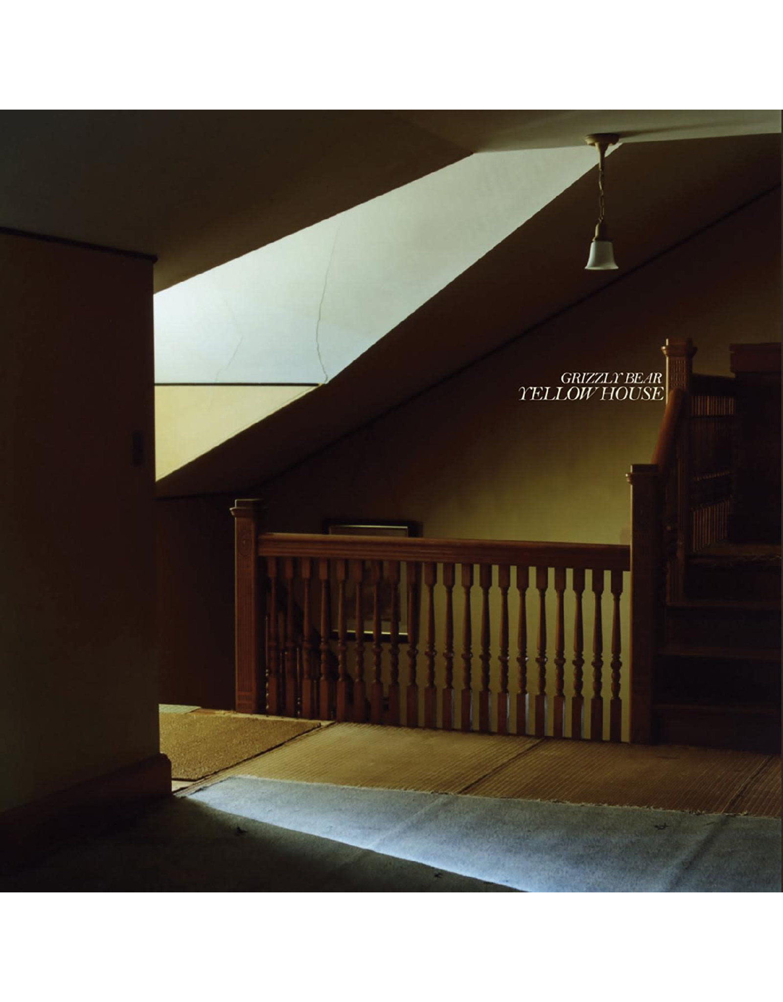 New Vinyl Grizzly Bear - Yellow House (15th Anniversary, Clear) 2LP