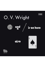 New Vinyl O.V. Wright - A Nickel And A Nail & Ace Of Spades LP