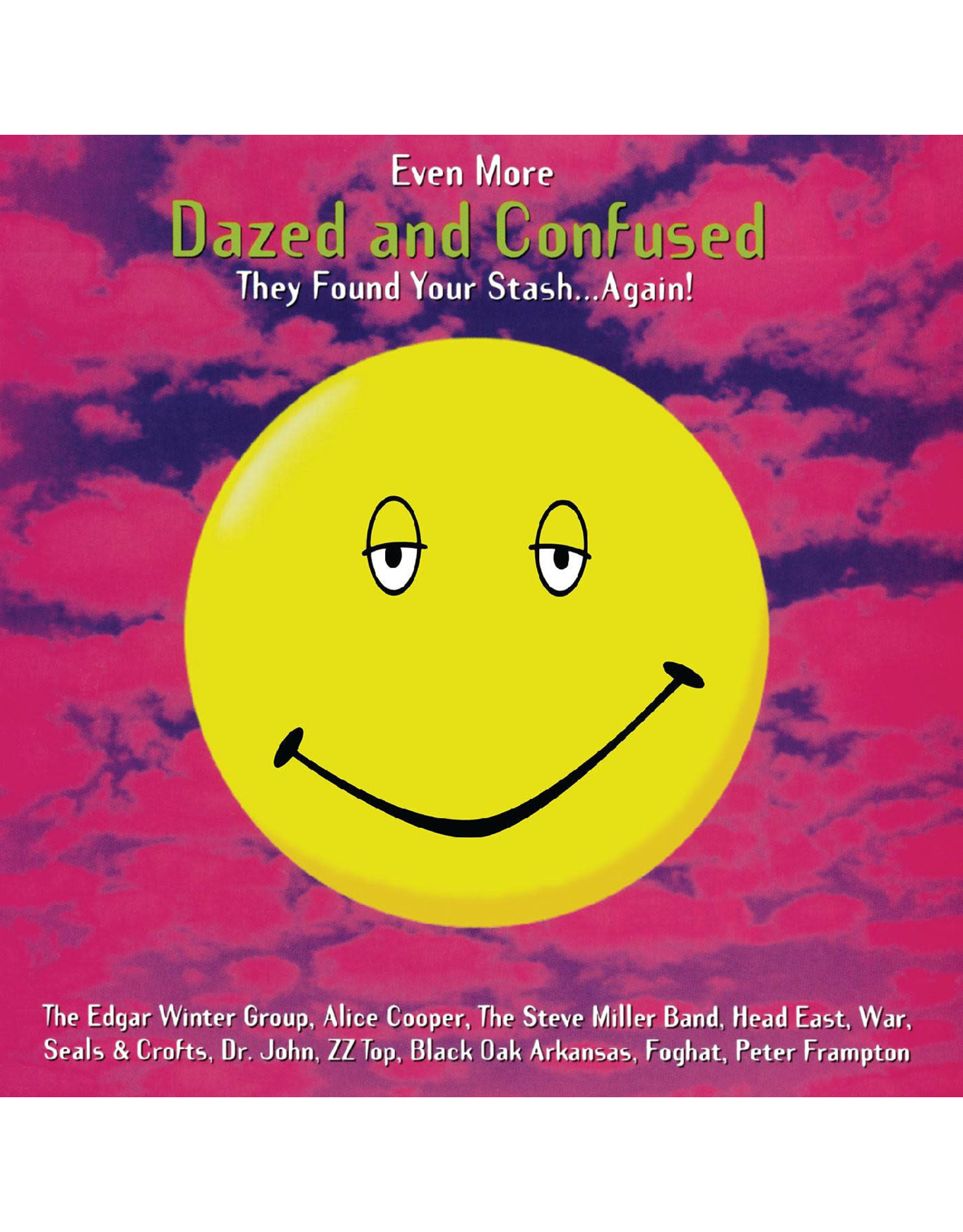 New Vinyl Various - Even More Dazed And Confused OST (Colored) LP
