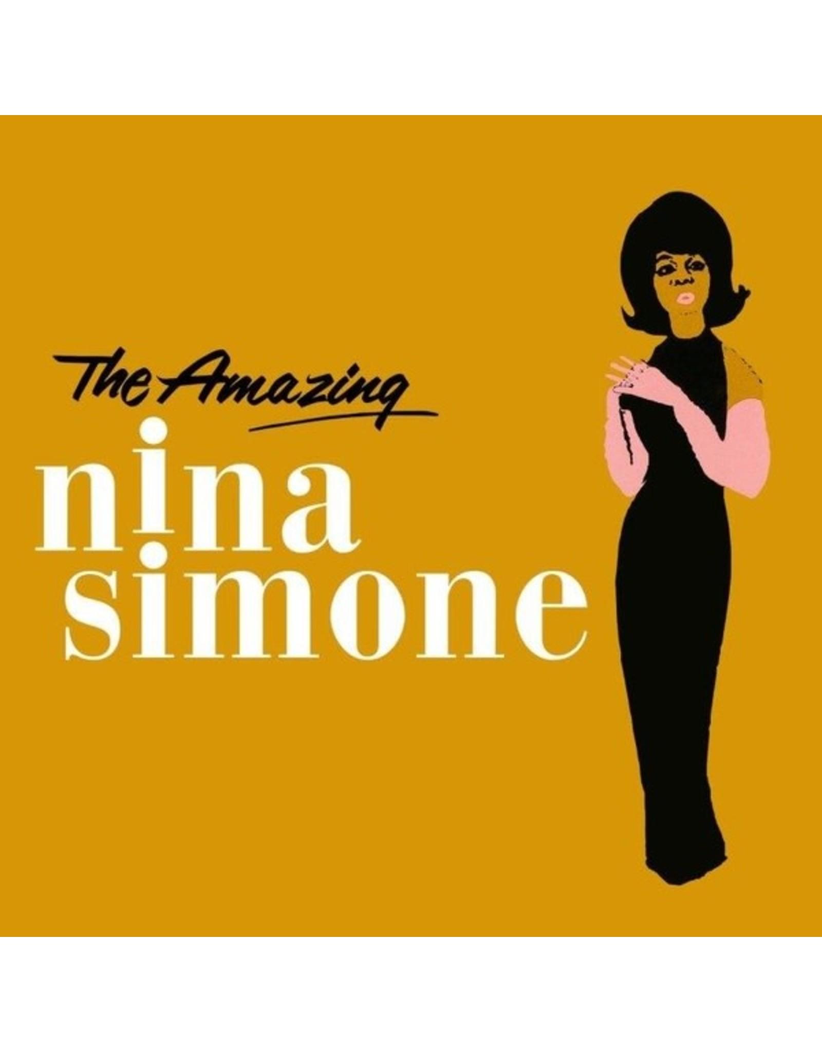 New Vinyl Nina Simone - The Amazing Nina Simone [Italy Import] LP