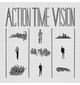 New Vinyl Alternative TV - Action Time Vision 1977-1979 (Colored) LP
