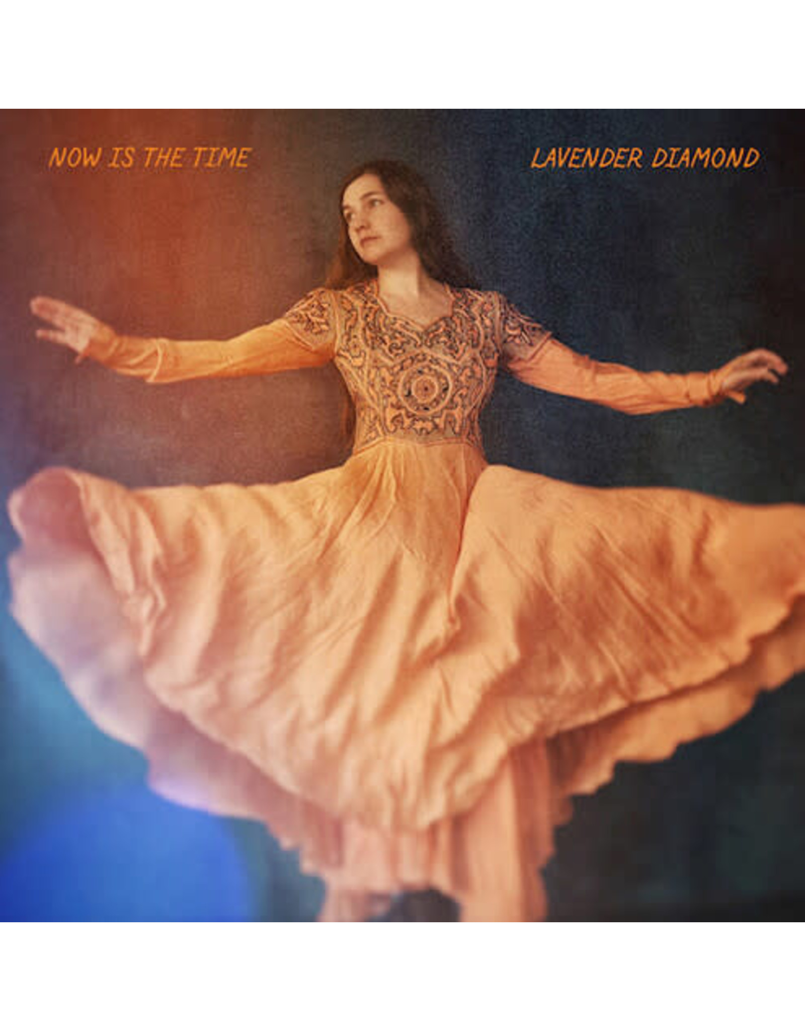 New Vinyl Lavender Diamond - Now Is The Time LP
