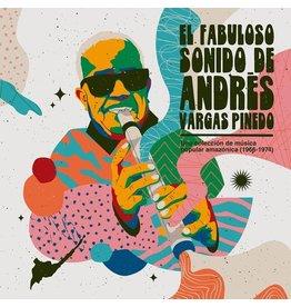 New Vinyl Andres Vargas Pinedo - El Fabuloso Sonido: Una Coleccion De Musica Popular Amazonica (1966-1974) LP