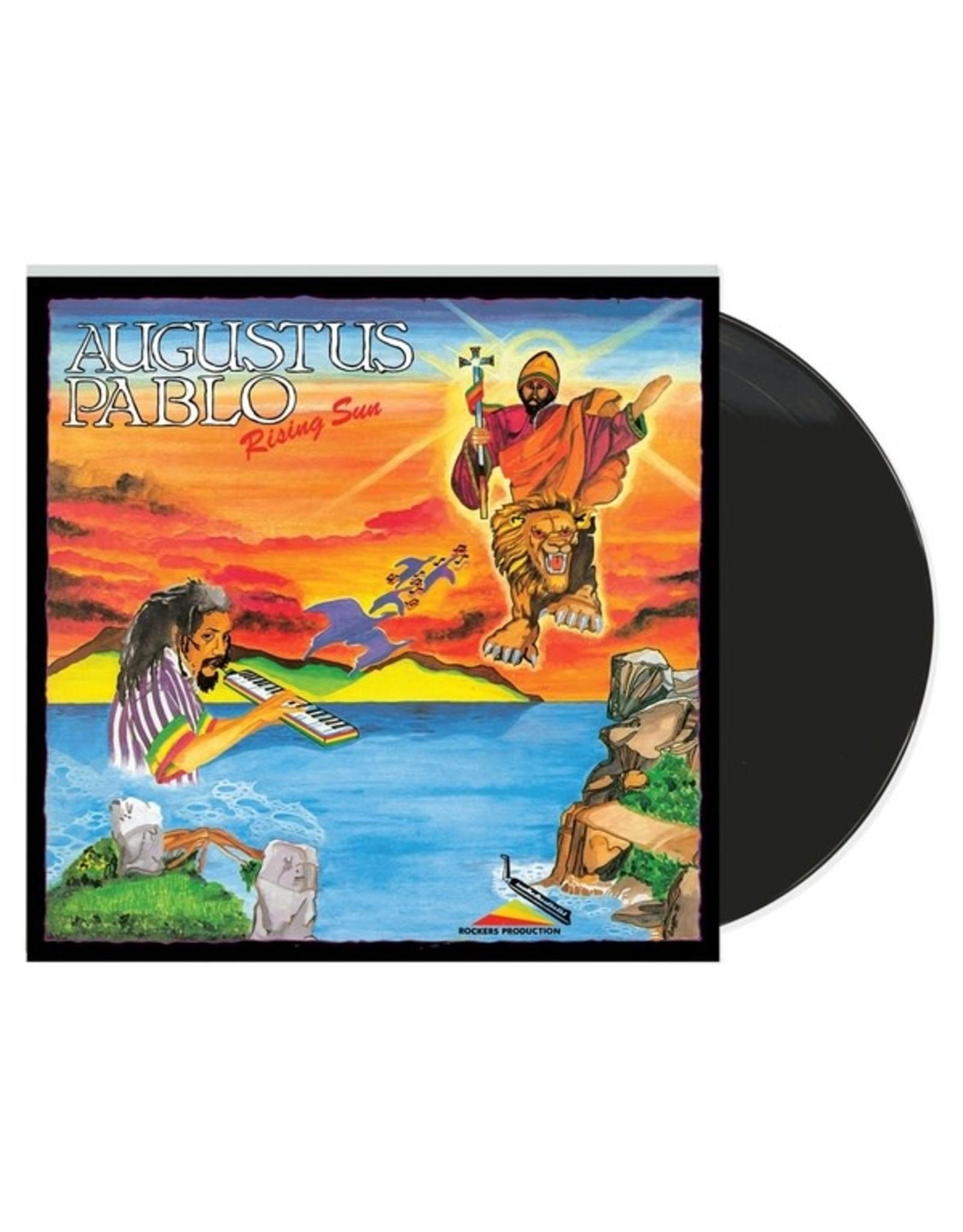 New Vinyl Augustus Pablo - Rising Sun LP