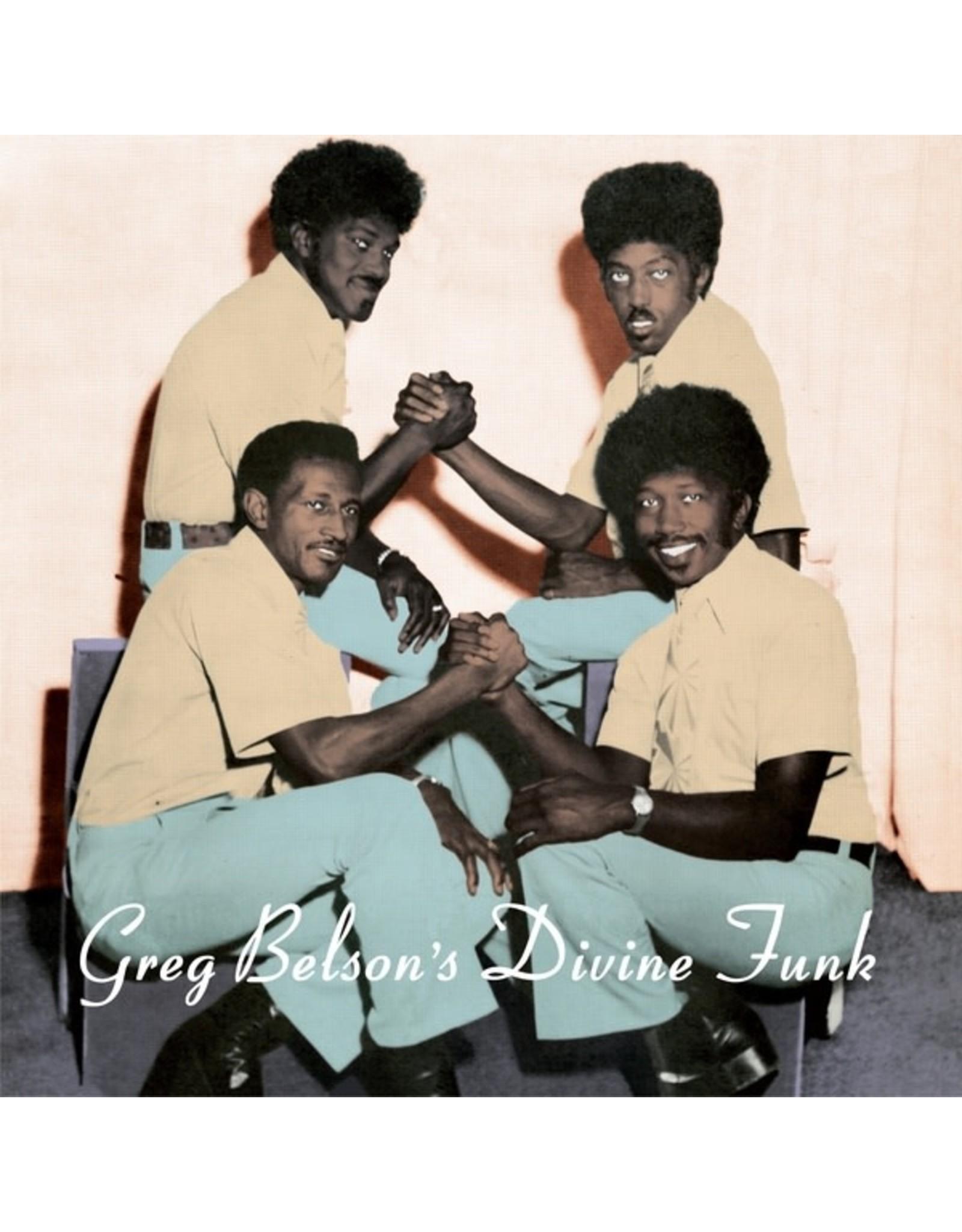 New Vinyl Various - Greg Belson's Divine Funk: Rare American Gospel Funk & Soul LP