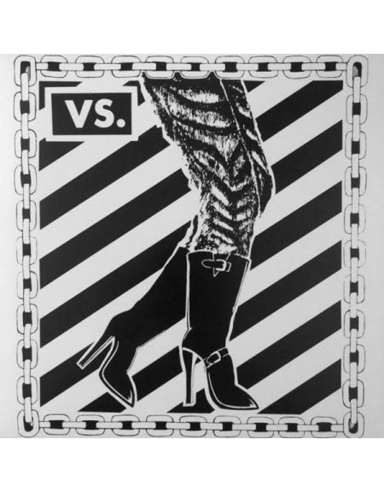 "New Vinyl VS - 7"" & Demo - 1978 / 1980 LP"