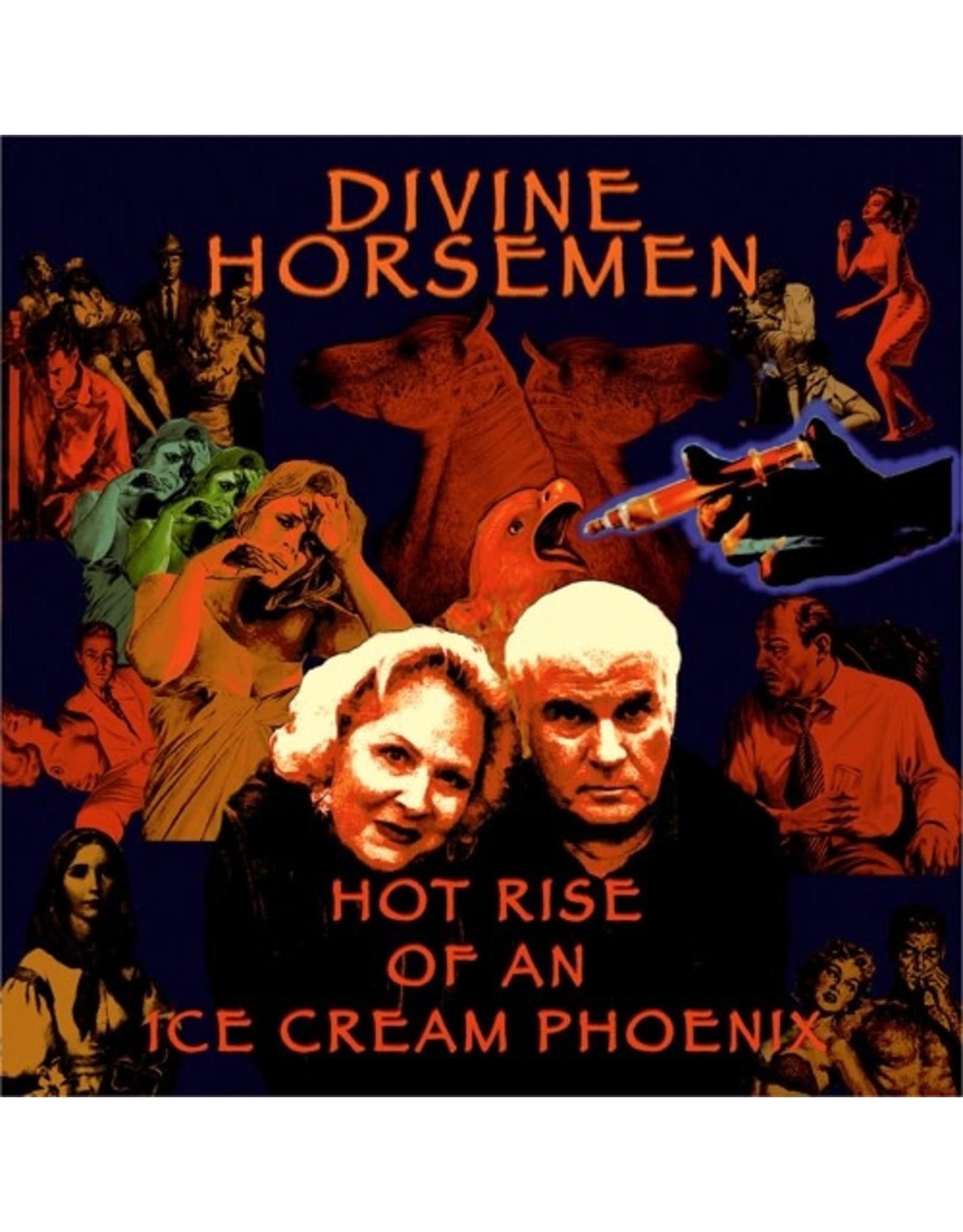 New Vinyl Divine Horsemen - Hot Rise Of An Ice Cream Phoenix 2LP