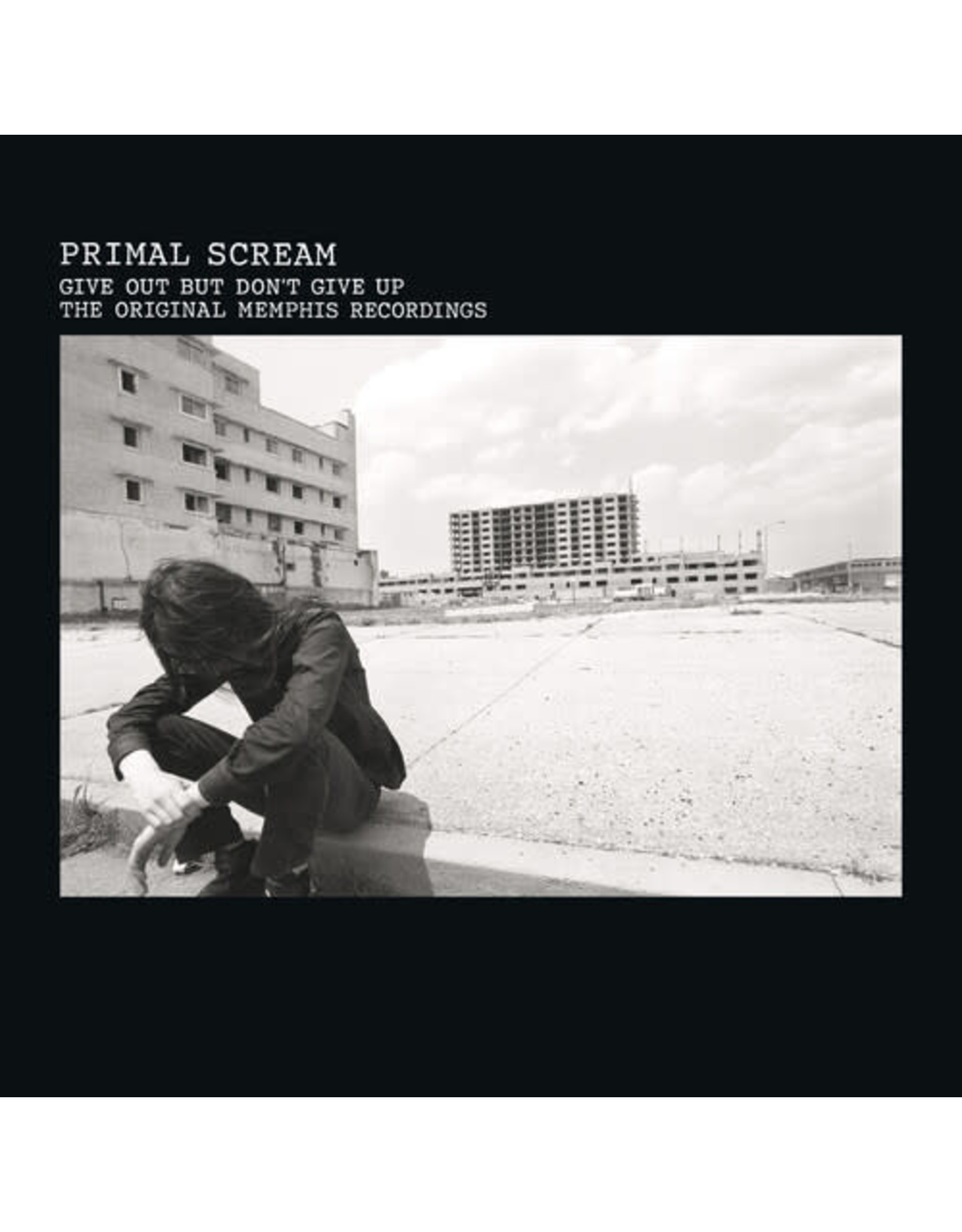 New Vinyl Primal Scream - Give Out But Don't Give Up: The Original Memphis Recordings 3LP