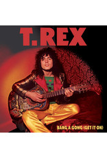 """New Vinyl T. Rex - Bang A Gong (Get It On) [Colored] 7"""""""