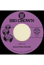 "New Vinyl Bacao Rhythm & Steel Band - Raise It Up b/w Space 7"""