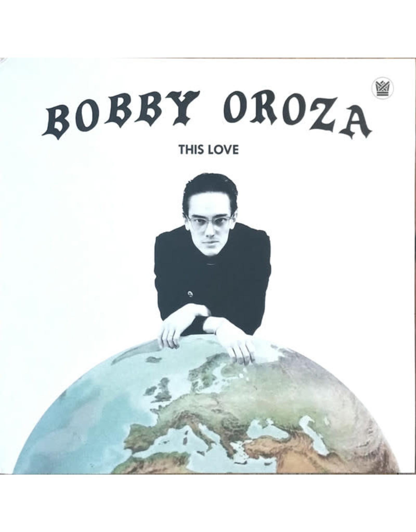 New Vinyl Bobby Oroza - This Love LP