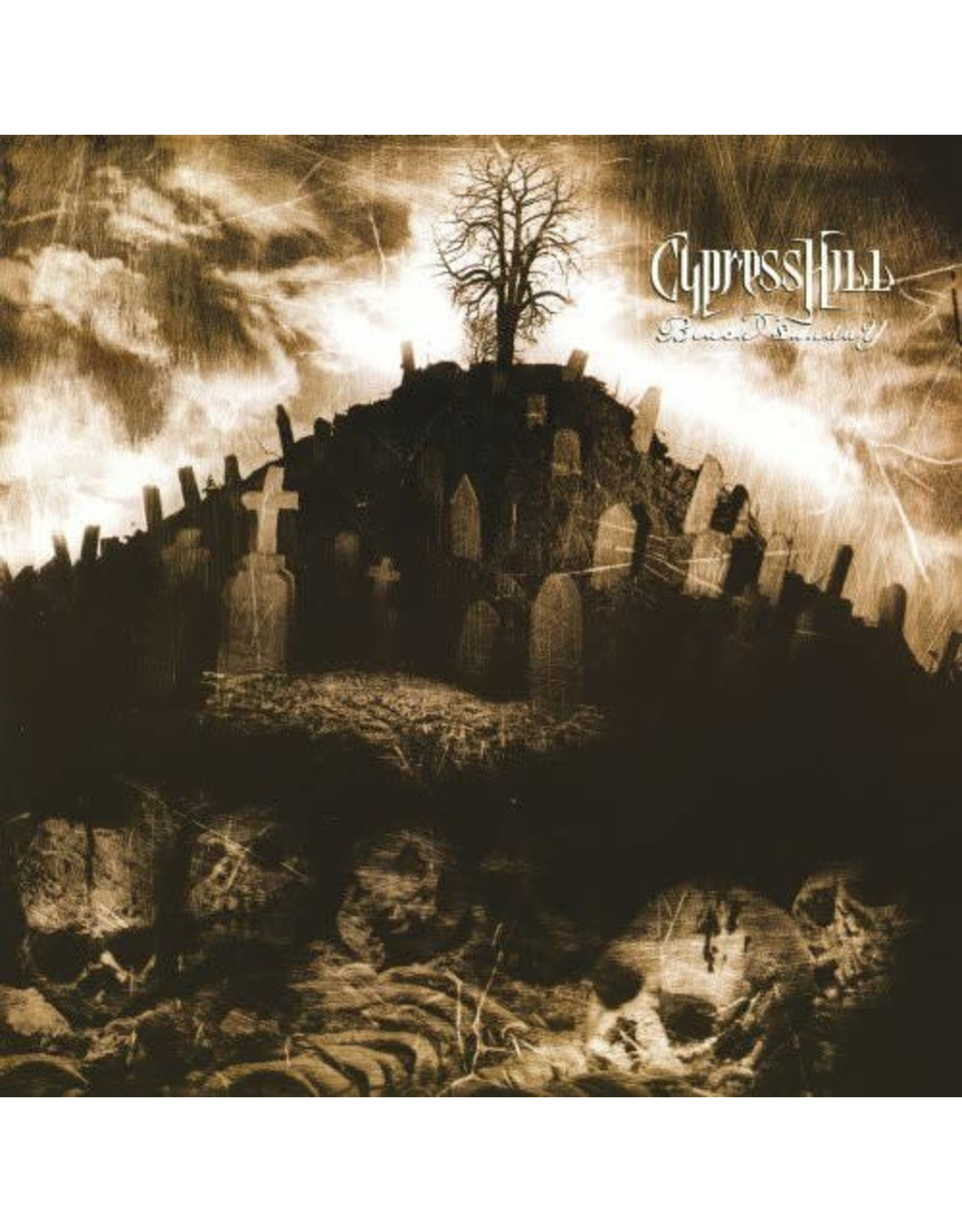 New Vinyl Cypress Hill - Black Sunday 2LP