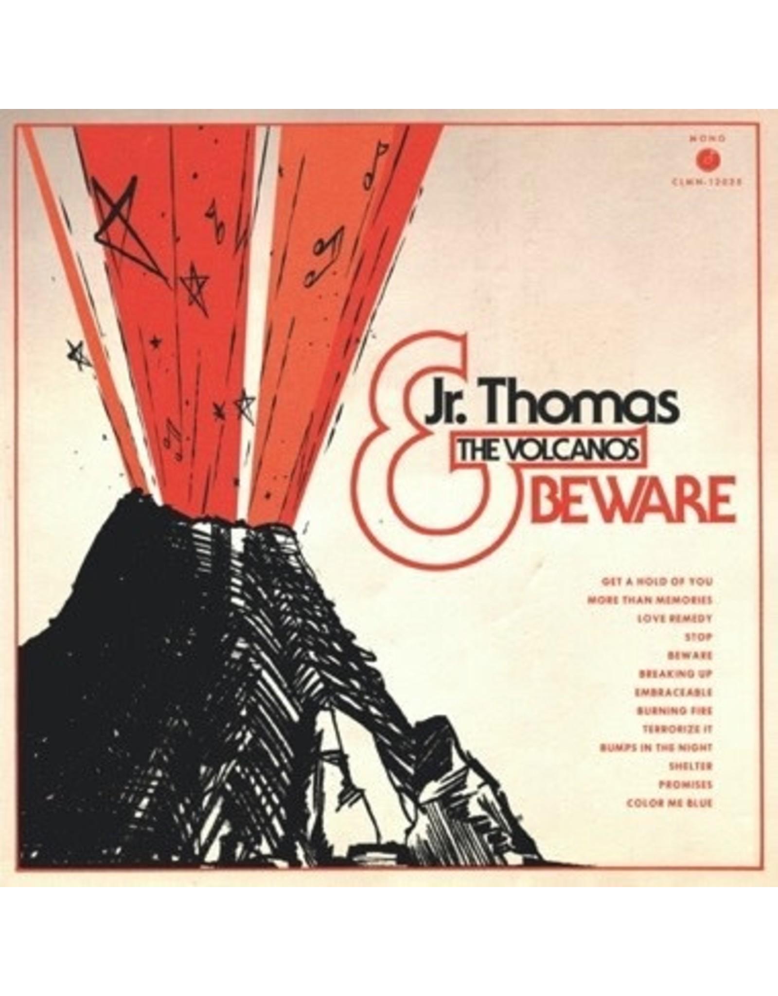 New Vinyl Jr. Thomas & The Volcanos - Beware LP