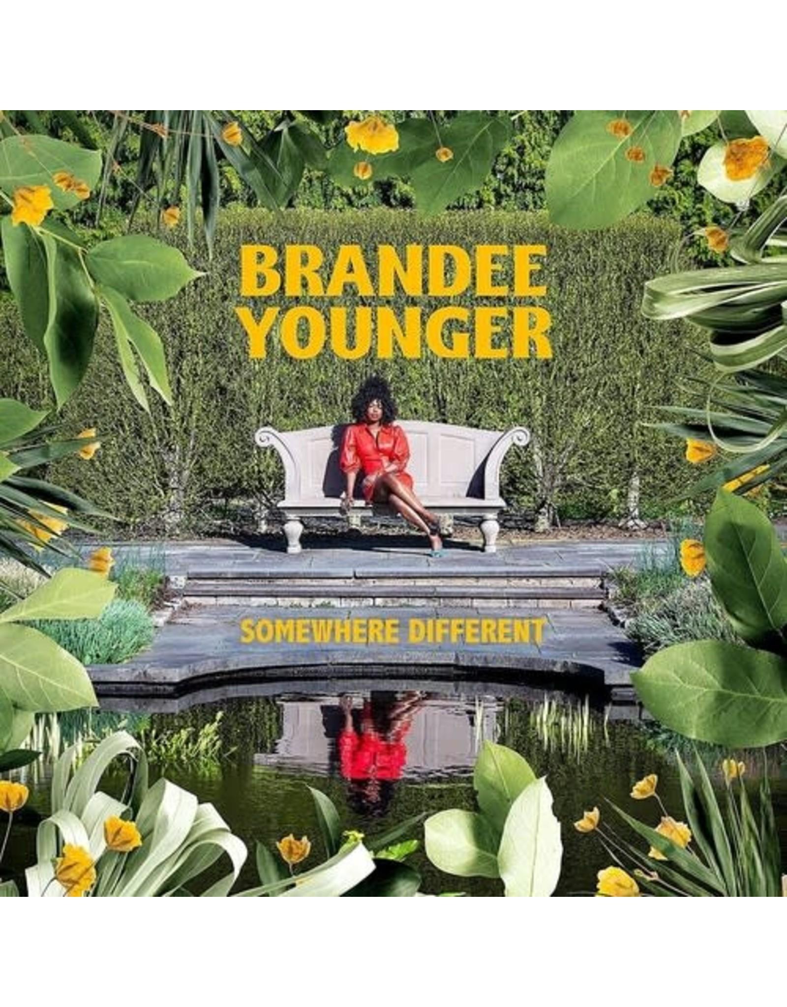 New Vinyl Brandee Younger - Somewhere Different LP