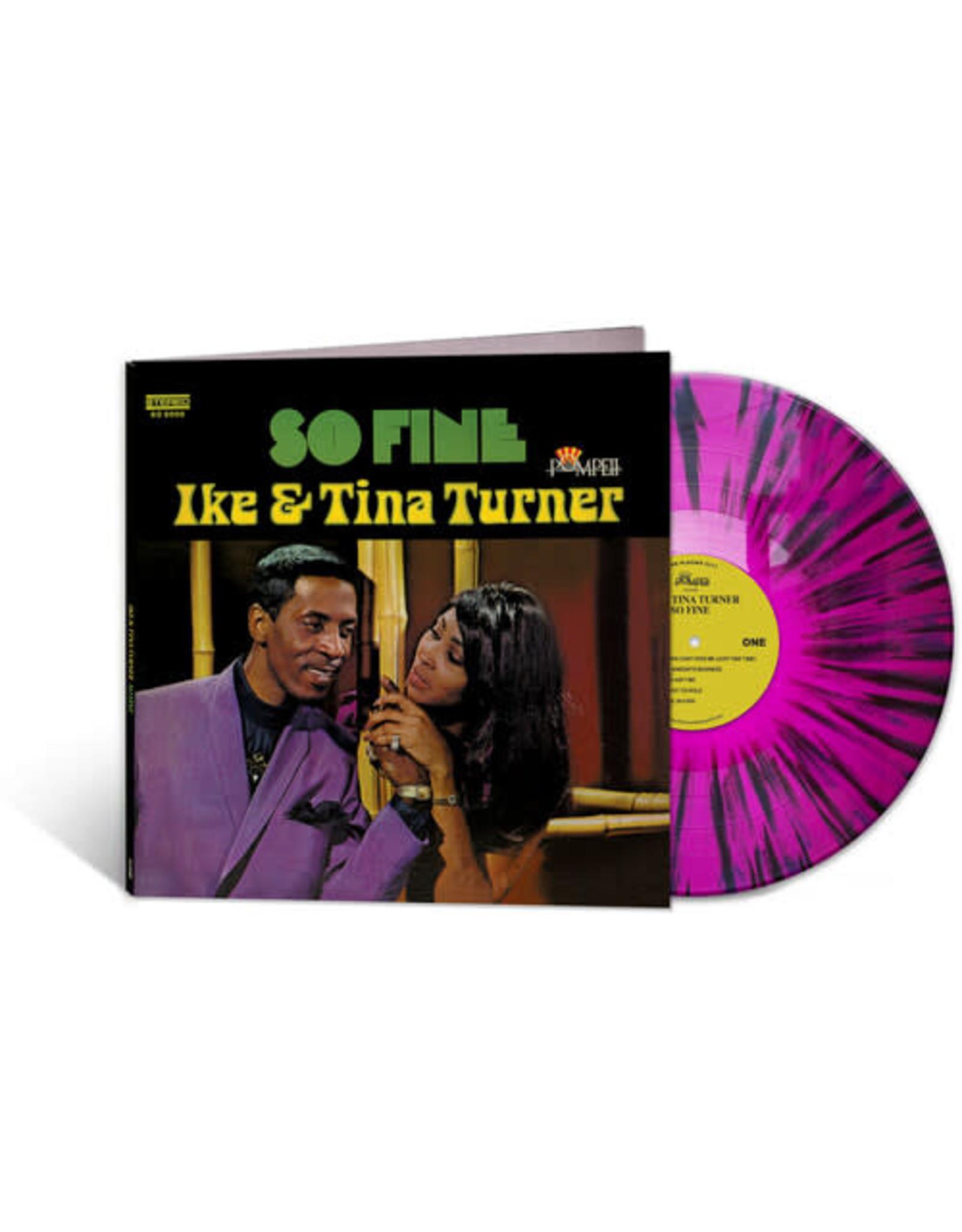New Vinyl Ike & Tina Turner - So Fine (Colored) LP