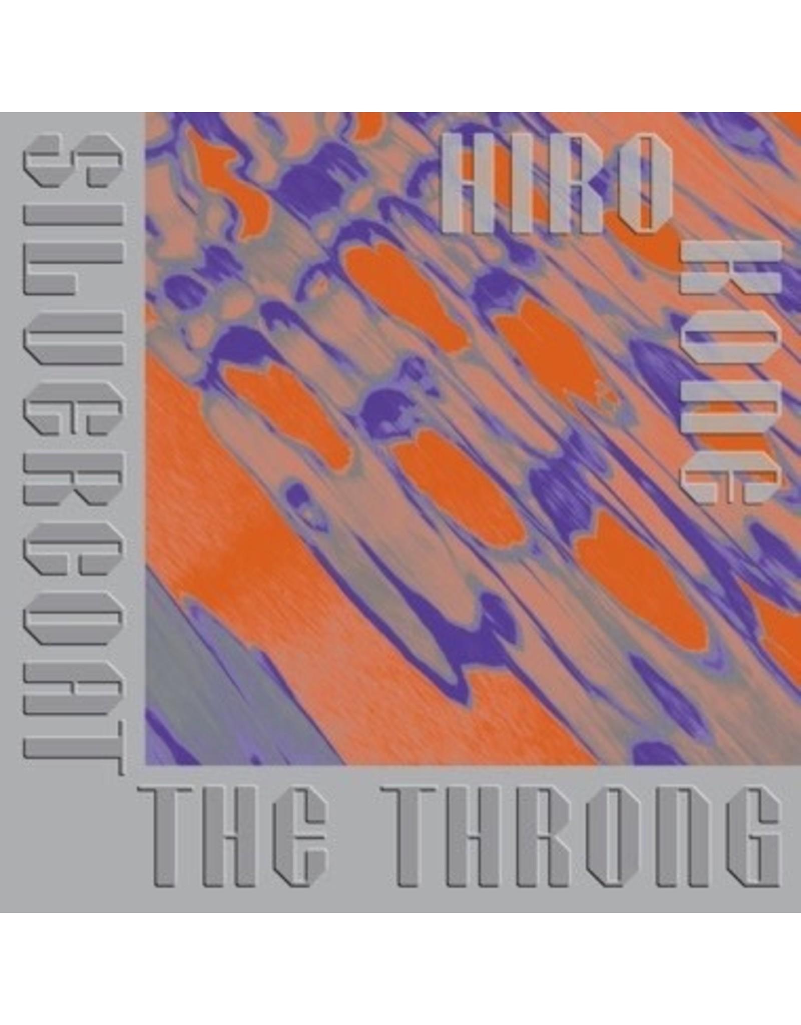 New Vinyl Hiro Kone - Silvercoat The Throng (Purple) LP